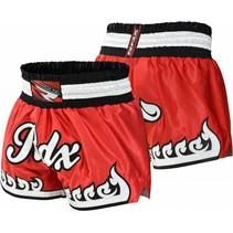 Clothing R-5 Muay thai sports Red