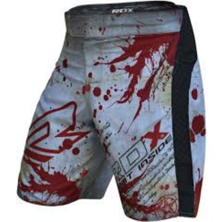 RDX SPORTS MMA Short Revenge Series - Blood