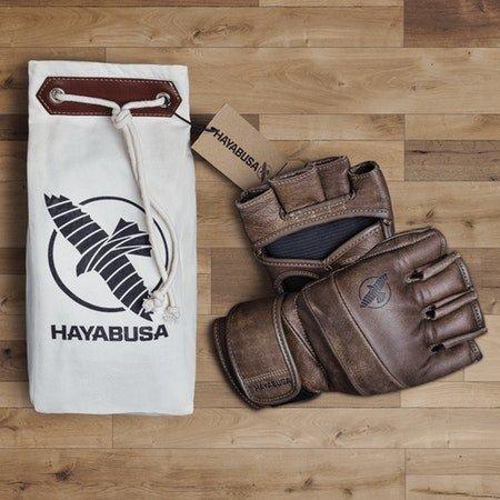 HAYABUSA T3 KANPEKI 4OZ MMA GLOVES BY HAYABUSA FIGHTGEAR