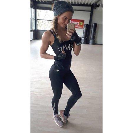 ISAMU Isamu Black Sports legging