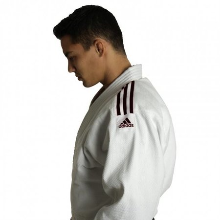 Adidas Judopak Club J350 wit/zwart