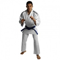 Judopak kind Club J350K wit/zwart
