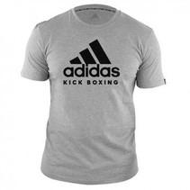 adidas T-Shirt Kickboxing Community Gray / Black