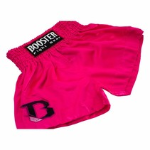 Booster Pink Kickboxing Shorts