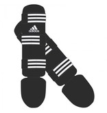Adidas Adidas Shin Guards Good Black / White