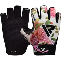 RDX Gym Gloves Floral