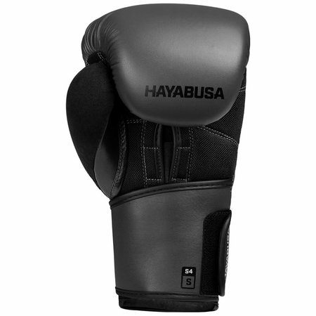 HAYABUSA HAYABUSA S4 Boxing Glove Kit- CHARCOAL