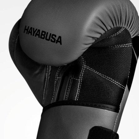 HAYABUSA HAYABUSA S4 Bokshandschoen CHARCOAL