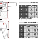 ISAMU ISAMU - Judo GI Red Label (550gr)