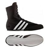 Adidas Adidas Boksschoenen Box-Hog 2 Zwart/Wit