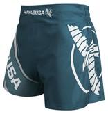 HAYABUSA Kickboks Broekje 2.0 Staal Blauw