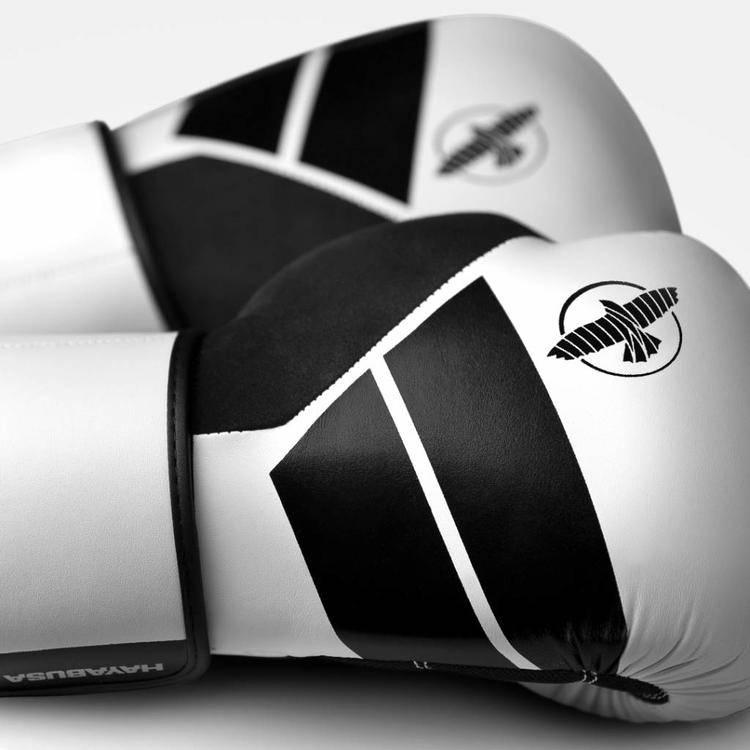 HAYABUSA S4 Bokshandschoen Kit-White