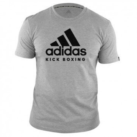 Adidas Adidas Kids T-Shirt Kickboxing Community Grey/Black