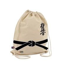 Kyokushin canvas bag