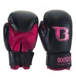 BOOSTER Booster - Bokshandschoenen Kids Duo Neon Pink