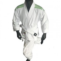 Karate suit K200 Kids - White/Green
