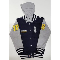KYOKUSHIN POWER KARATE FLEECE HOODY