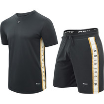 RDX T17 Aura Shorts & T-Shirt Bundle