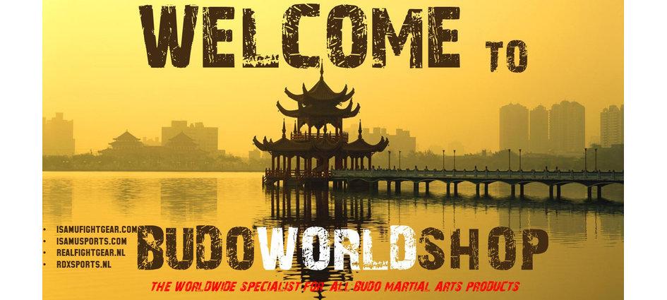 WELCOME TO BUDOWORLDSHOP