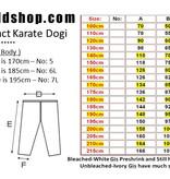 ISAMU Shinkyokushin Basic Karate Gi