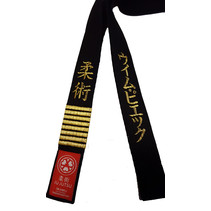 ISAMU JU JITSU BLACK BAND