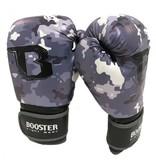 BOOSTER Booster kinder (kick)bokshandschoenen - BG Youth Camo Grey
