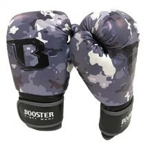 kids (kick) boxing gloves - BG Youth Camo Grey