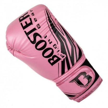 BOOSTER Booster Champion Pink - Kids (Kick)Bokshandschoenen