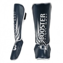 Booster Kids Shinguards Champion Blue