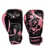 BOOSTER Booster - Youth Pink Marble (Kick)Bokshandschoenen