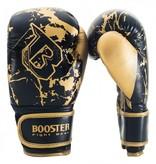 BOOSTER Booster - Youth Gold Marble (Kick)Bokshandschoenen