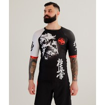 勇ISAMU Kyokushin Courageous Rashguard