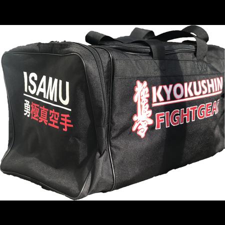 ISAMU ISAMU KYOKUSHIN FIGHTGEAR BAG