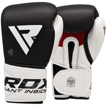 RDX S5 Leather Boxing Sparring Gloves