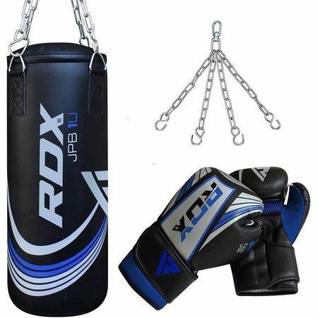 RDX SPORTS RDX X1U Demo 2ft Kids Punch Bag & Gloves