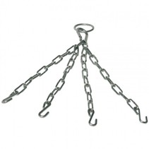 4-point chain for punching bag
