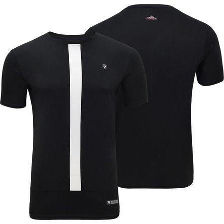 RDX SPORTS RDX T15 Nero Zwart/Wit T-shirt