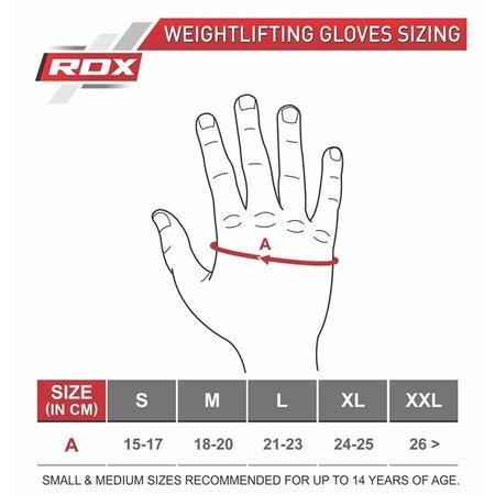 RDX SPORTS RDX Sports F21 Fitnesshandschoenen