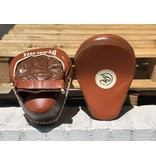 TUFwear Tuf Wear Classic Brown Curved Focus Hook en Jab Pad