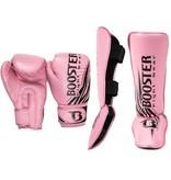 BOOSTER Booster Kids Champion Pink Kickboxing Set