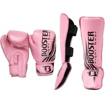 Booster Kids Champion Pink Kickboxing Set