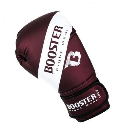 BOOSTER Booster Sparring (Kick) Bokshandschoenen Wijnrood