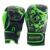 Booster Youth Marble Green (Kick)Boxinggloves