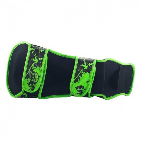 BOOSTER Booster Shinguards  Youth Marble Green