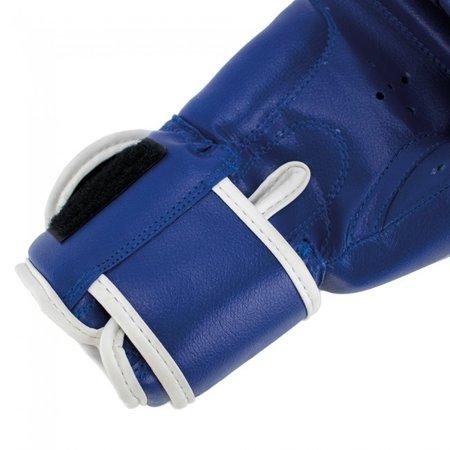 Super Pro Super Pro Combat Gear Talent (kick) boxing gloves Blue / White