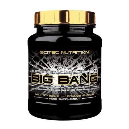 SCITEC NUTRITION Big Bang 3.0 825g Orange