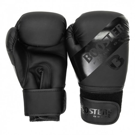 BOOSTER Booster Sparring (Kick)Boxing Gloves Wine Black