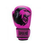 Super Pro Super Pro Combat Gear Talent (kick)bokshandschoenen Roze/Zwart
