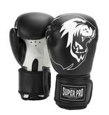 Super Pro Super Pro Combat Gear Talent (kick)bokshandschoenen Zwart/Wit