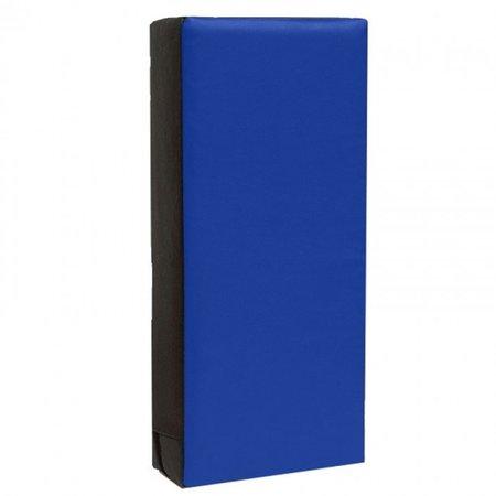 Trapkussen 75 x 35 x 15 cm  Blauw/Zwart